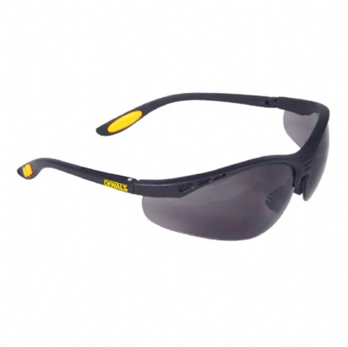 Dewalt Reinforcer™ ToughCoat™ Safety Glasses Smoke Lenses